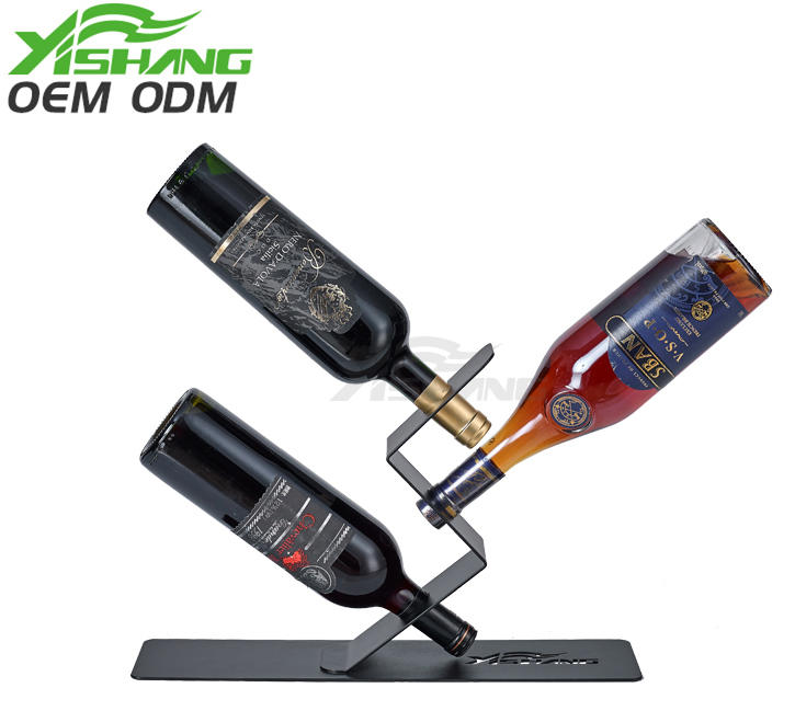 YISHANG -Tabletop S-shaped Wine Rack With Powder Coating Ys-800038 | Wine Display