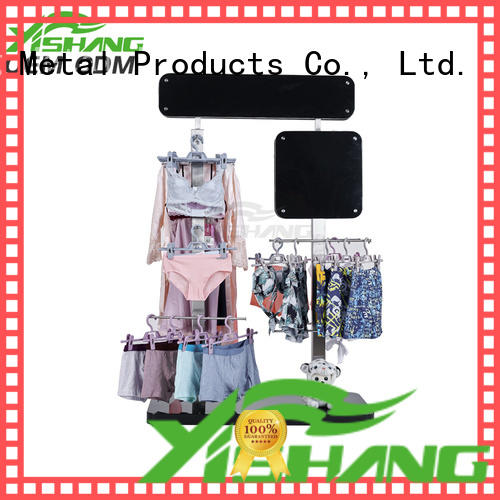 YISHANG shop clothing racks for sale supplier for shopping mall