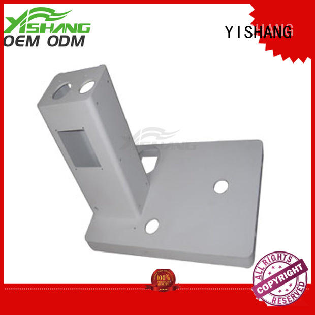 Hot metal custom metal frame steel YISHANG Brand