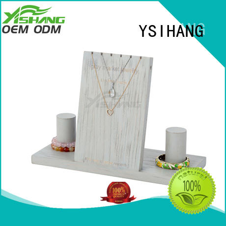 jewelry displays wholesale wood display YSIHANG Brand jewelry display