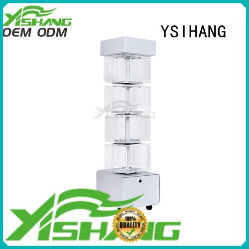 free rotating metal headphone stand store metal YSIHANG Brand