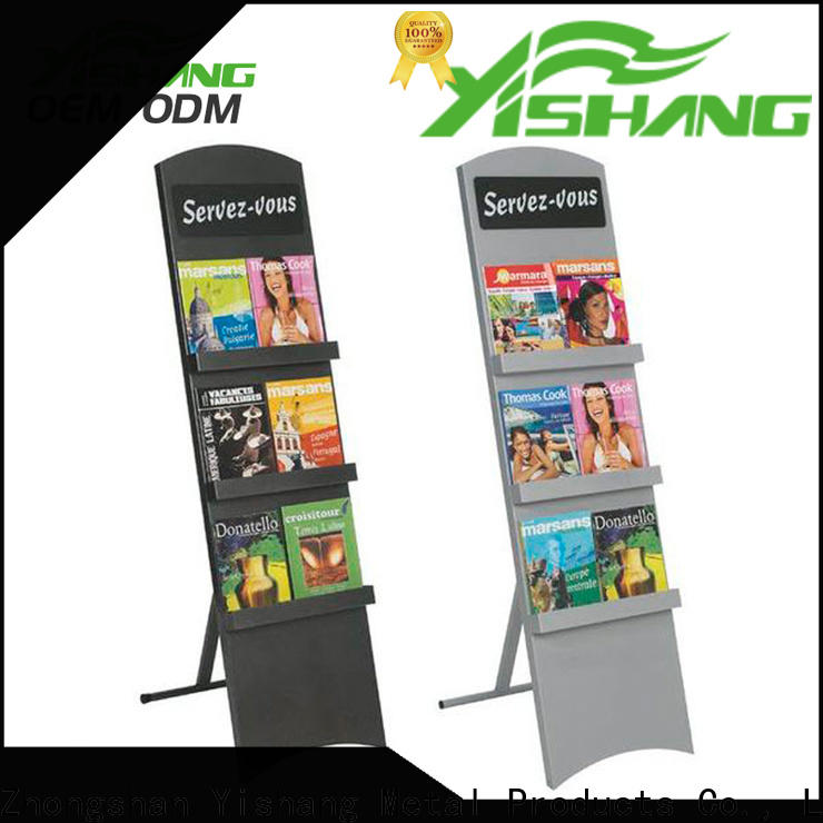 YISHANG book display stand wall mounted for sale