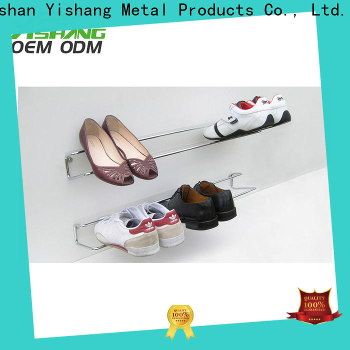 YISHANG shoe display shelves online for store