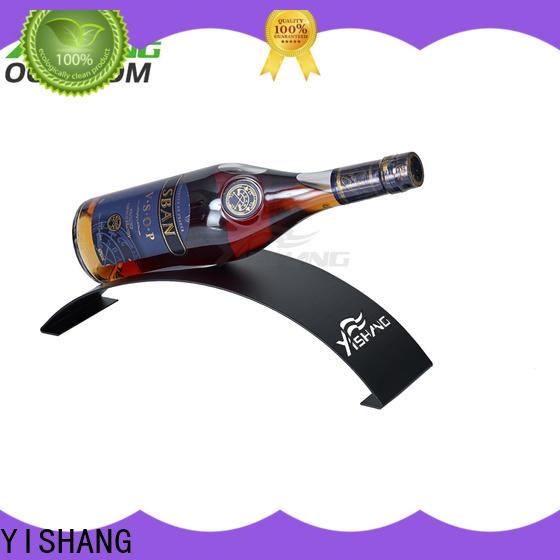 acrylic kitchen wine rack coating for bottle