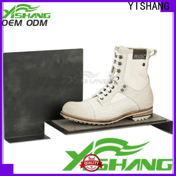 YISHANG rack shoe display shelves online for collection