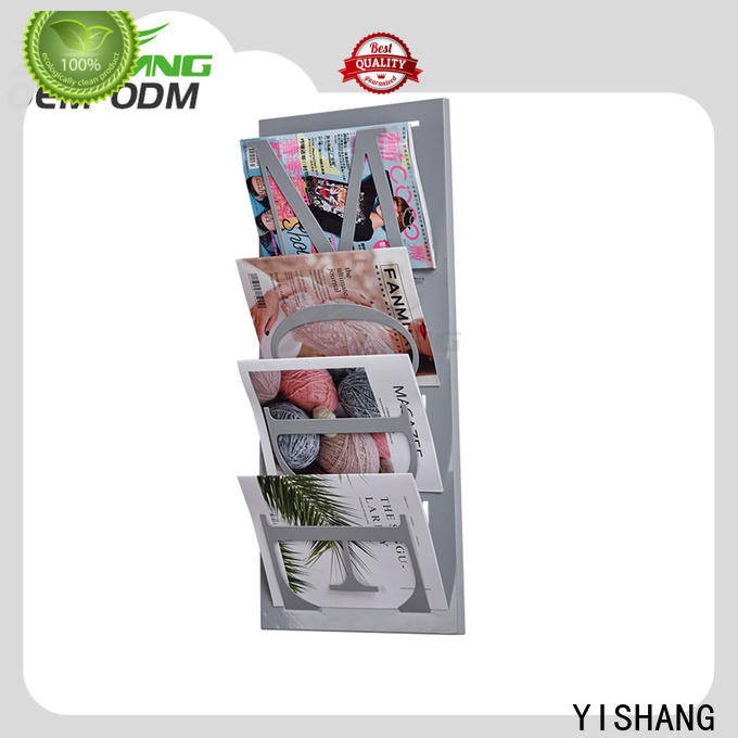 YISHANG book display with wheels for sale