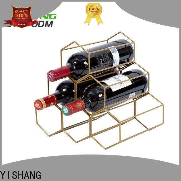 YISHANG countertop kitchen wine rack coating for sale