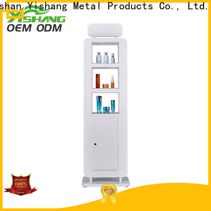 stand makeup shelves acrylic for cosmetic stores