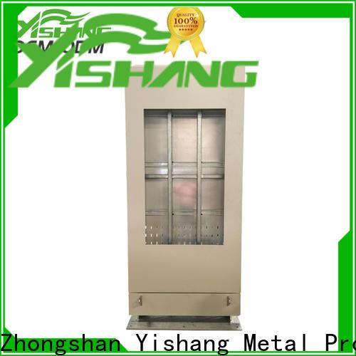 YISHANG small aluminium enclosure electric powder for airport