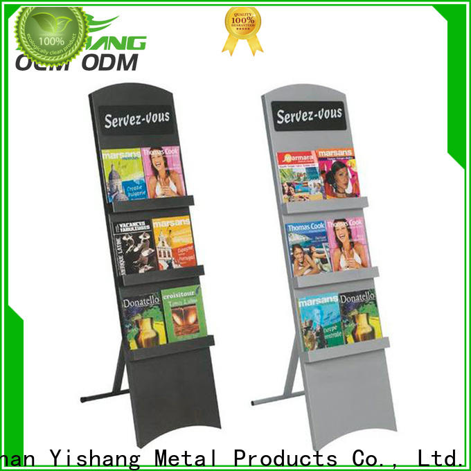 YISHANG book display stand rack for library