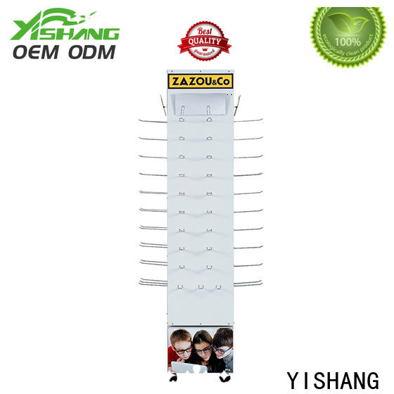 YISHANG glasses display manufacturer for stores