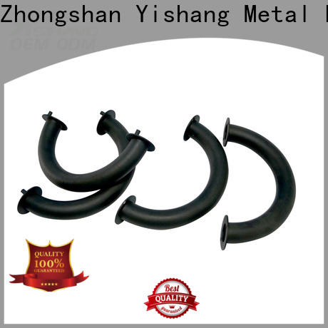 YISHANG aluminum parts manufacturing logo