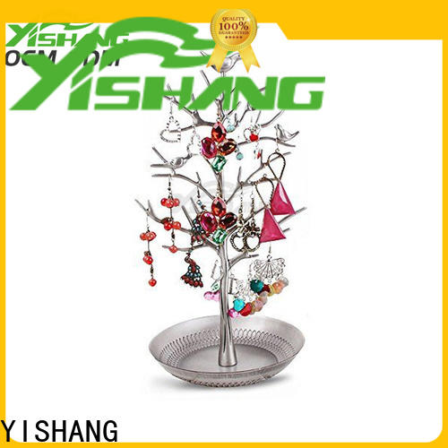 YISHANG jewelry display organizer for stores