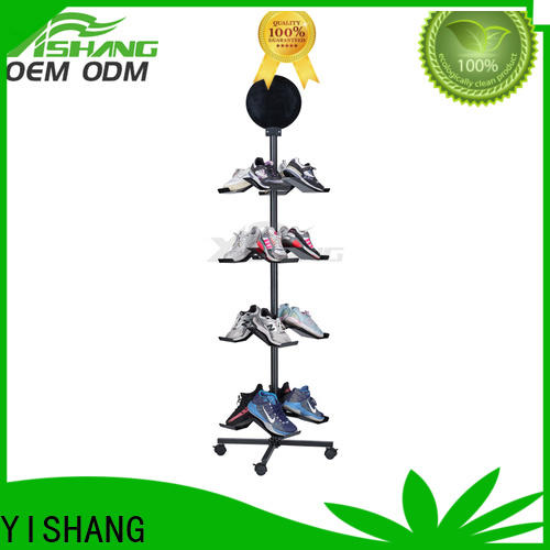 YISHANG shoes display manufacturer for kids