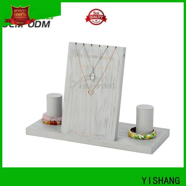 YISHANG displays necklace display organizer for shops