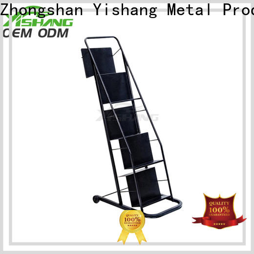 YISHANG professional book display shelf rack for book store