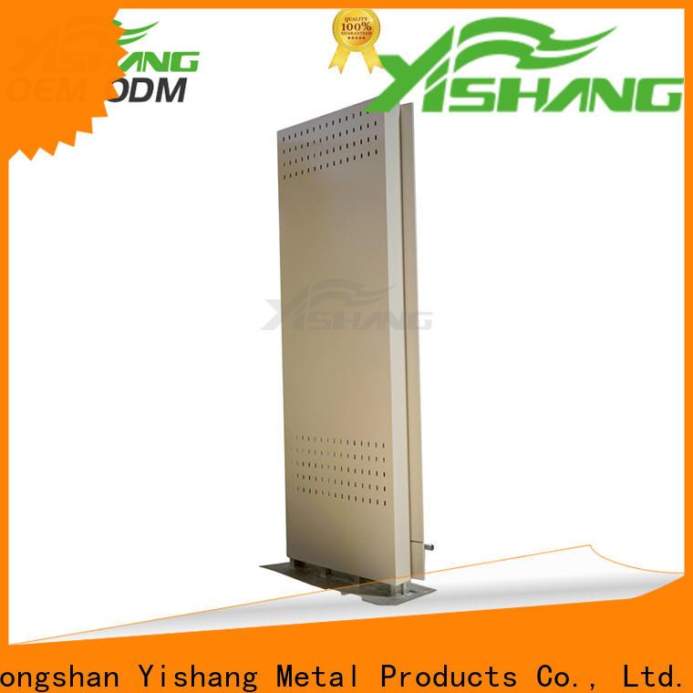 YISHANG custom led lightbox white for airport