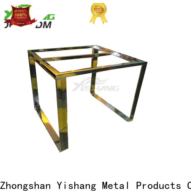YISHANG bending aluminum parts wire business