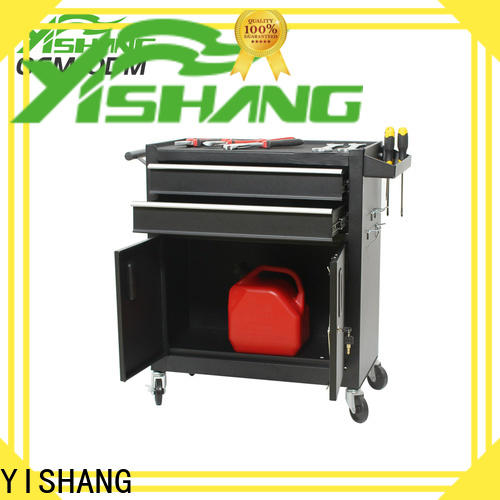 YISHANG small electrical enclosure on wheels for airport