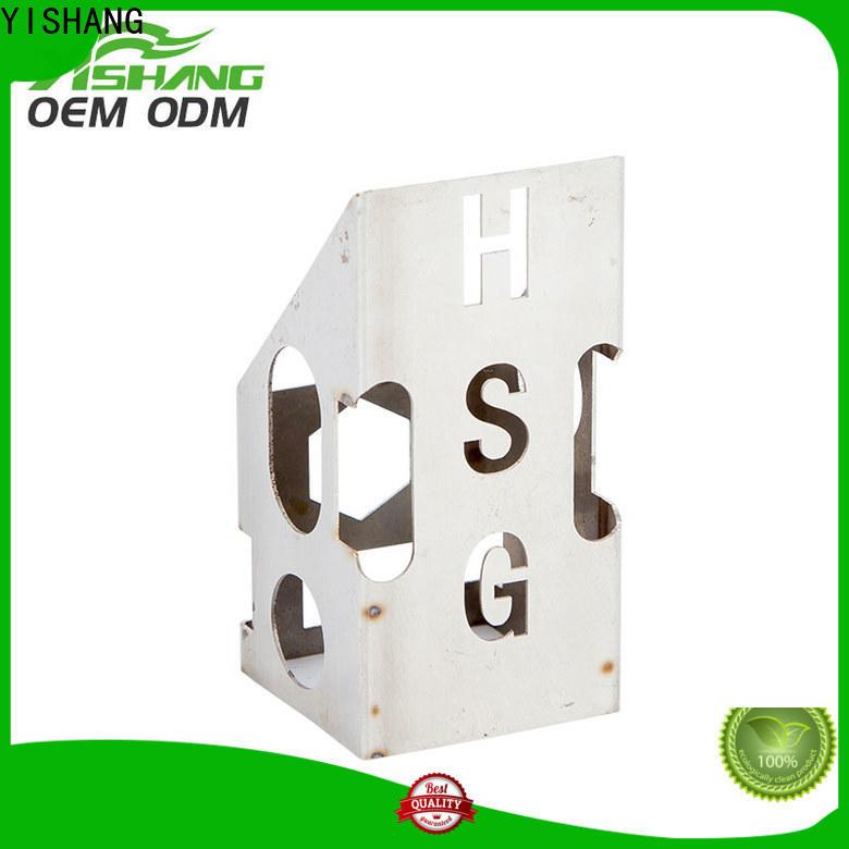 YISHANG steel fabrication cnc bank