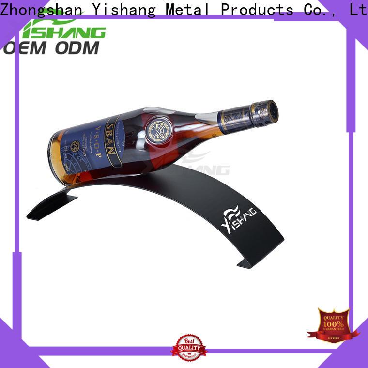 YISHANG wine racks for sale coating for bottle