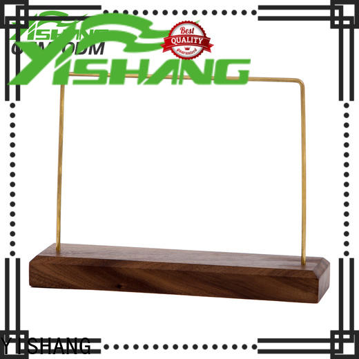 YISHANG wooden jewelry display decorative for shops