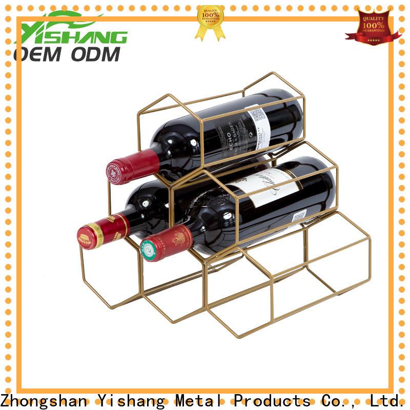 YISHANG kitchen wine rack powder for bottle