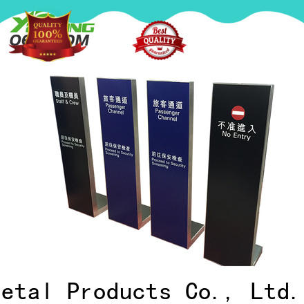 YISHANG poster stand fast delivery for restaurant