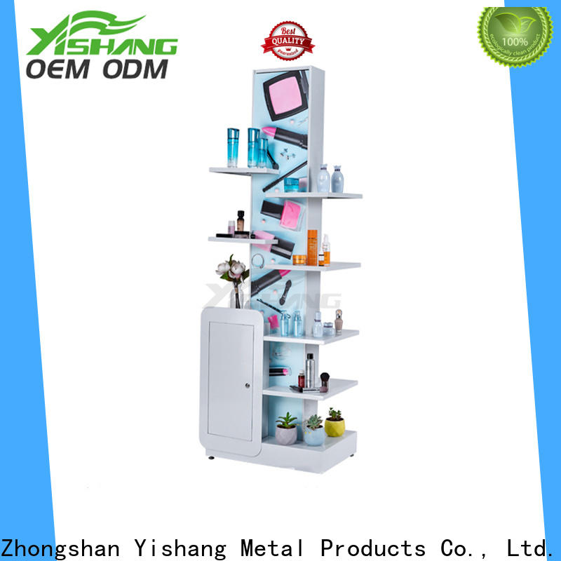 YISHANG makeup stand ideas for supermarket