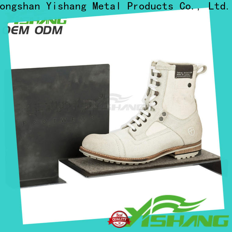 YISHANG shoe display manufacturer for store