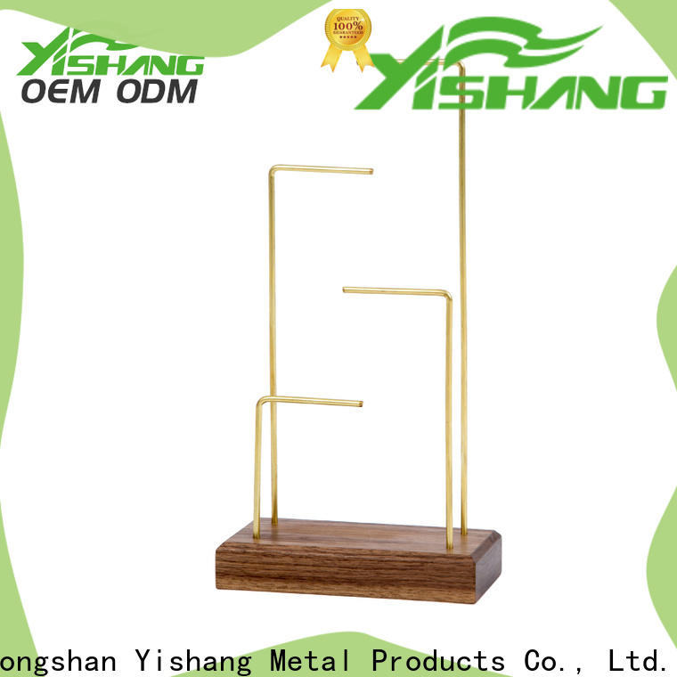 YISHANG jewelry display stands organizer for shops