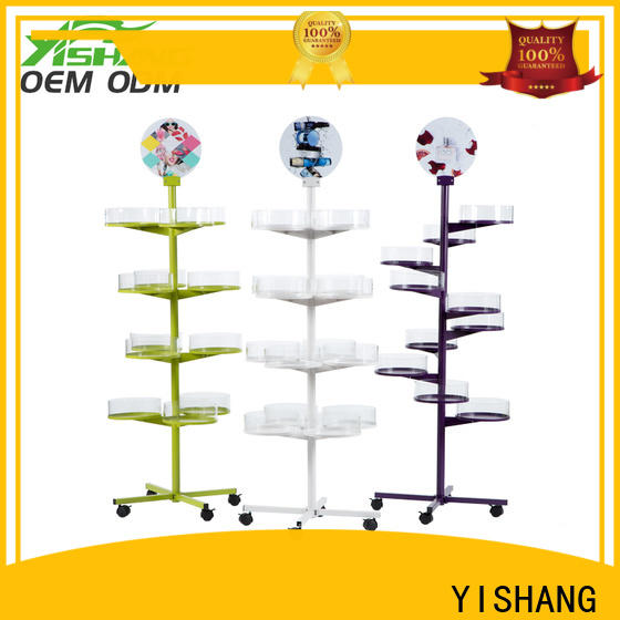 headset store display wheels for retail stores