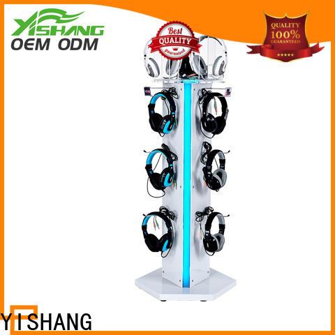 YISHANG rotating display stand rack for sale