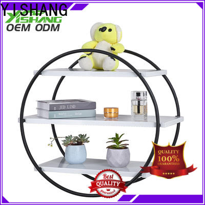 YISHANG pen metal wall shelves shelf for sale