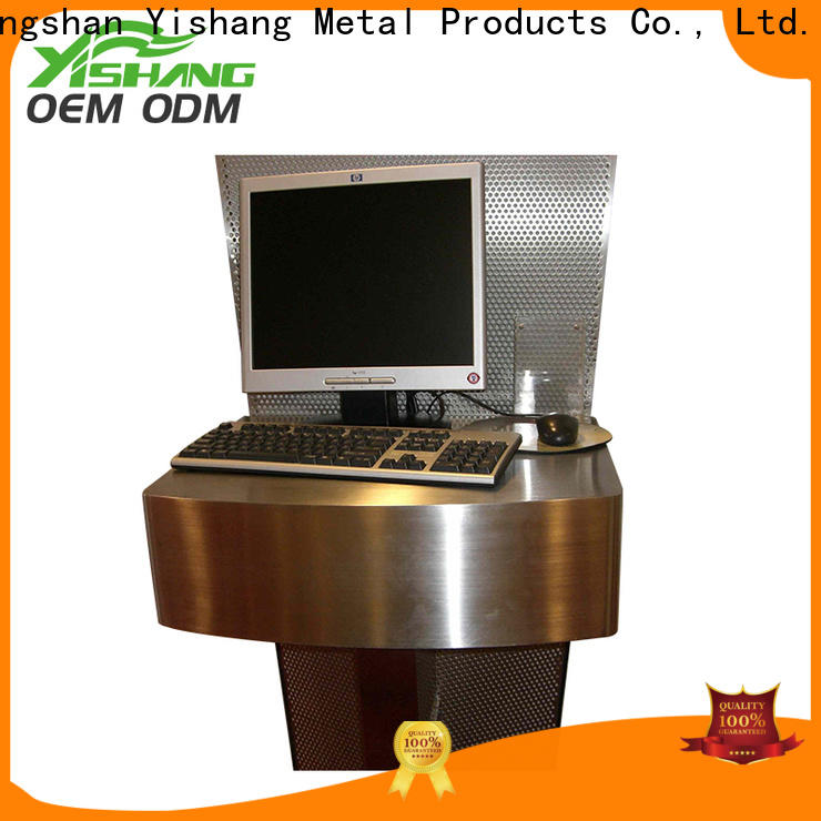 YISHANG direct small metal parts manufacturing welding business