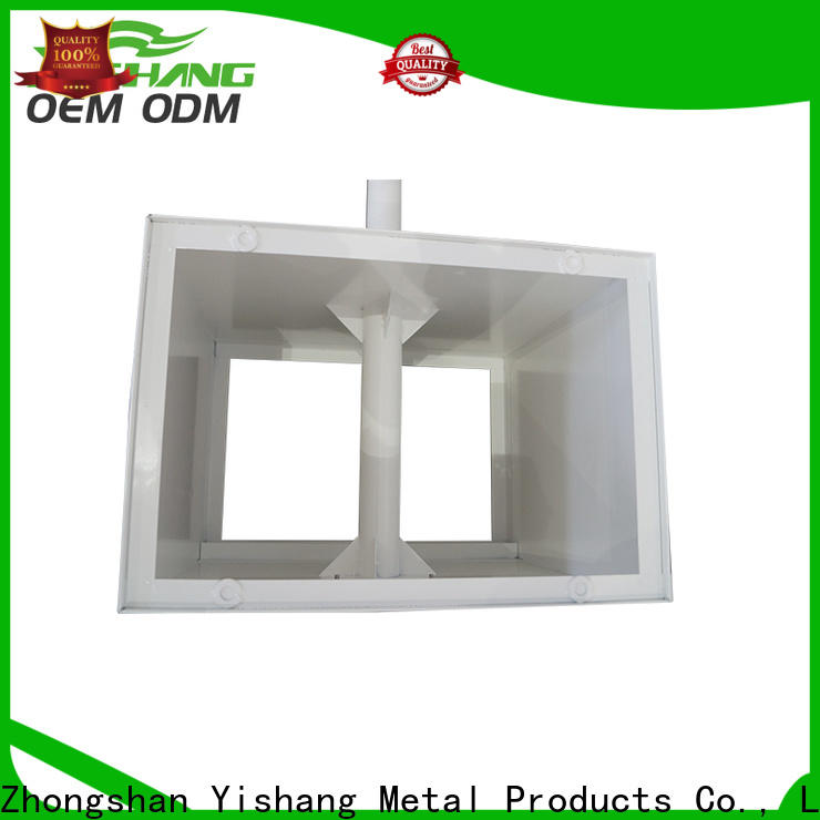 YISHANG sheet metal parts & components lamp bank