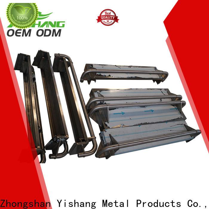 YISHANG iron sheet metal body parts cover bank