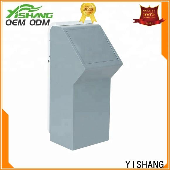 YISHANG sheet metal prices on wheels for airport