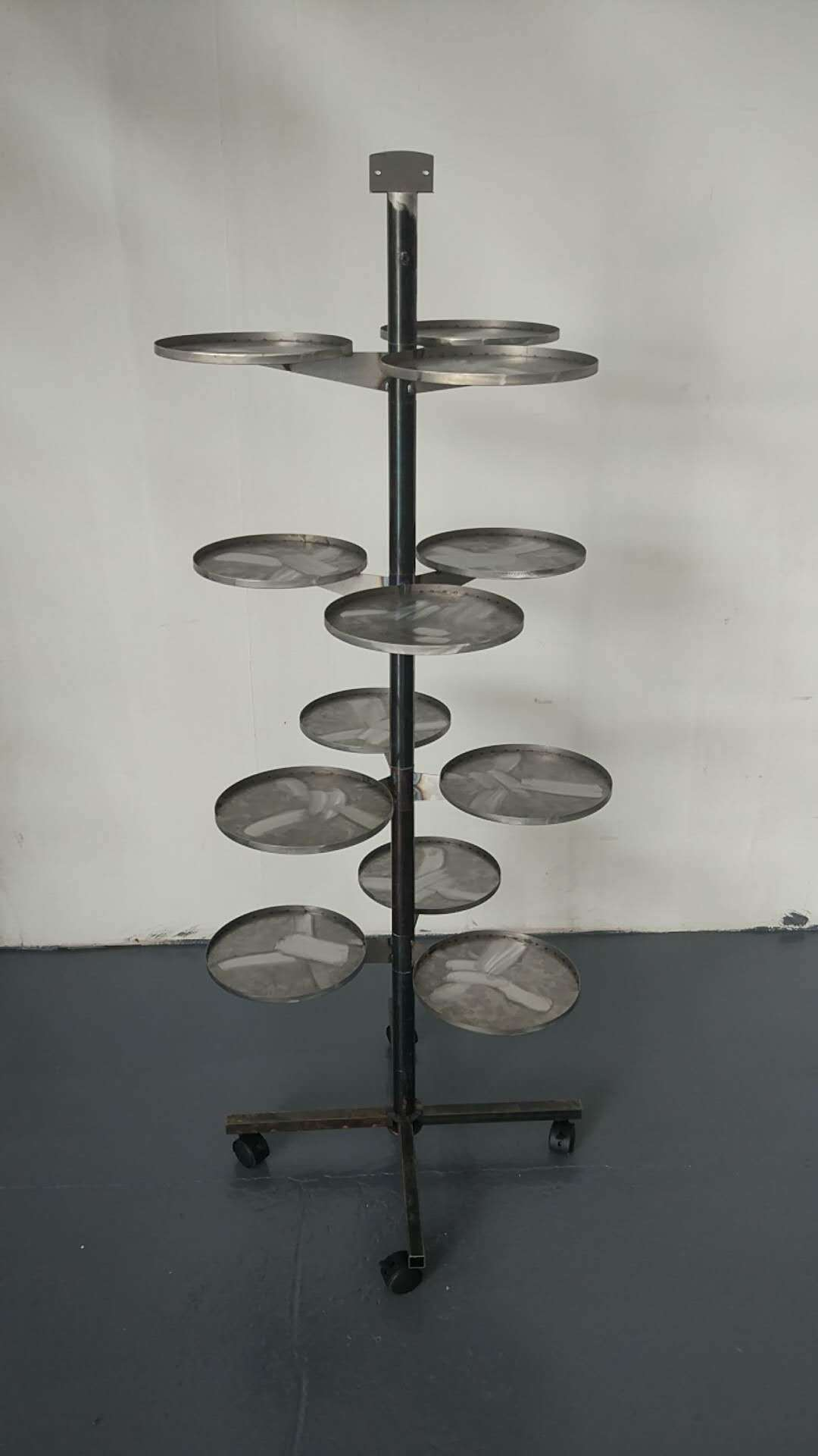 YISHANG -High-quality Rotating Metal Cookies Candy Display Rack For Store | Other Display-1