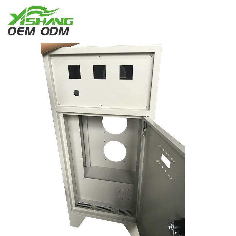 YISHANG -Aluminum Enclosure Manufacture | Custom Powder Coated Metal Shell Equipment-1
