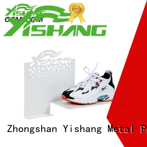 YISHANG table shoe display shelves manufacturer for store