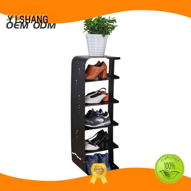 shoe display rack racks store Warranty YISHANG