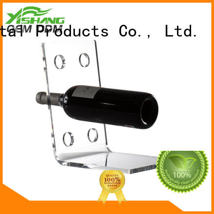 YISHANG rack kitchen wine rack coating for sale
