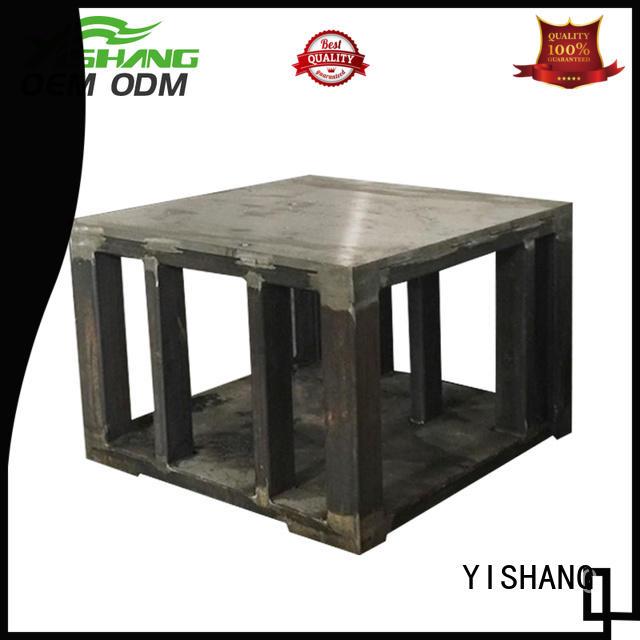 Quality YISHANG Brand sheet metal enclosure