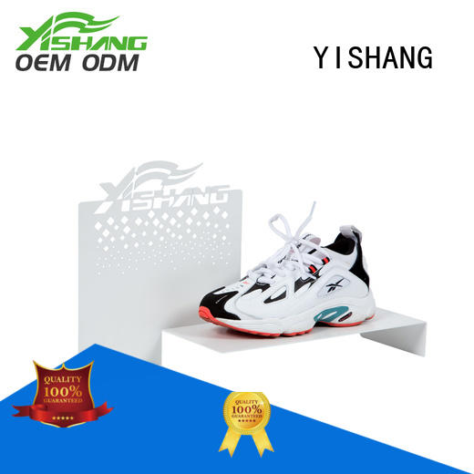 stand store free YISHANG Brand shoe display rack factory