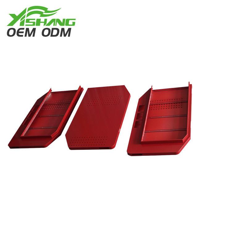 YISHANG -Find Custom Sheet Metal Custom Powder Coated Sheet Metal Processing Parts