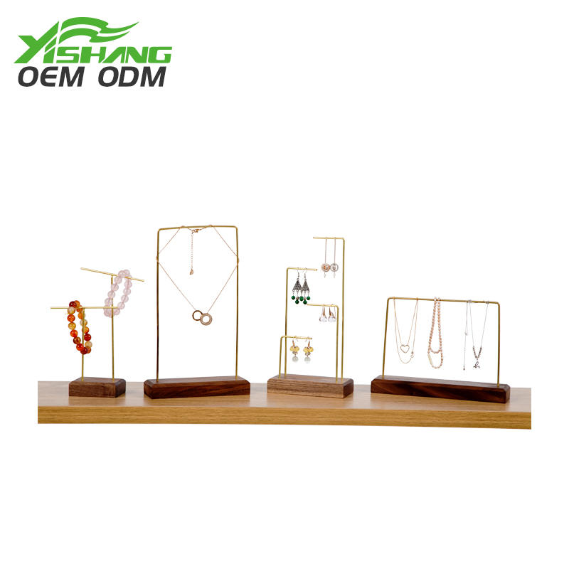 Custom Countertop Antique Necklace Display Stand Wholesale