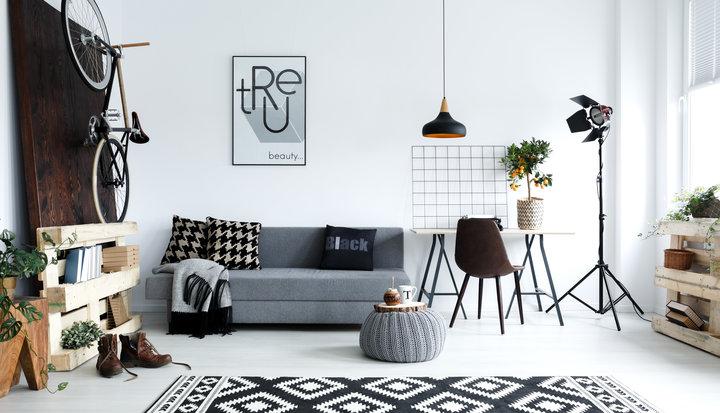 YISHANG -Custom Living Room Hanging Decor Wall Shelf Ideas-3
