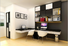 round decor organizer OEM wall-mounted organizer YISHANG