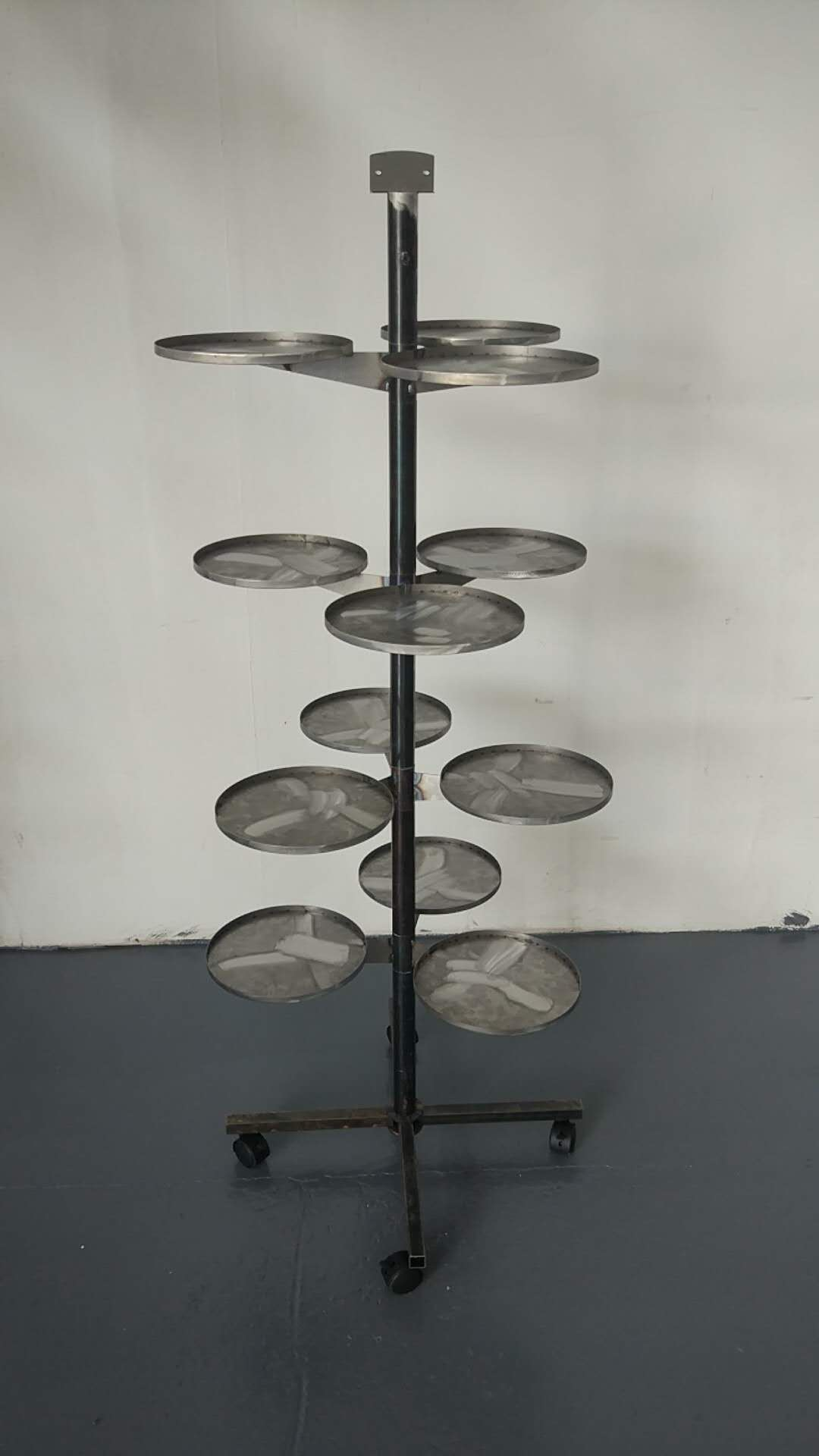 YISHANG -Find China Suppliers Wholesale Floor Cosmetic Display Stands-1